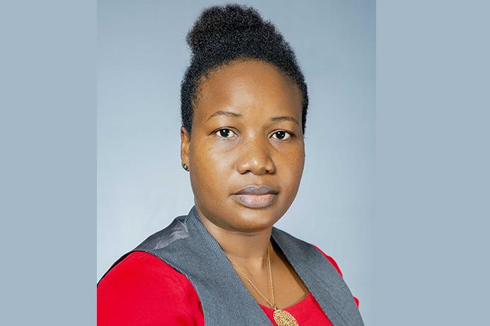 Florence KINTOSSOU   Directrice générale adjointe de Ma-Info